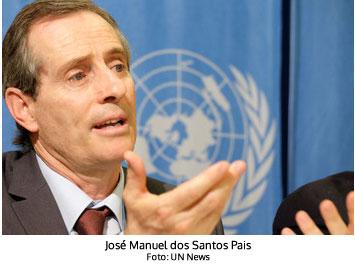 José Manuel dos Santos Pais